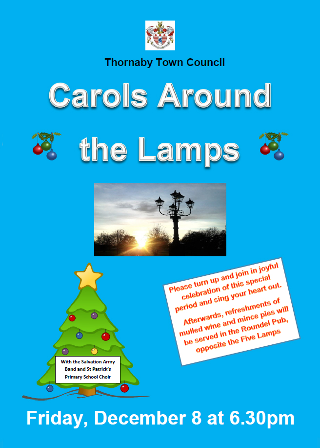 Carols around the Lamps