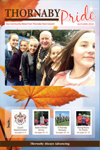 Thornaby Pride Autumn 2018