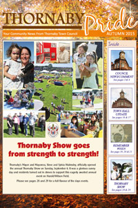 Thornaby Pride Autumn 2015