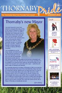 Thornaby Pride Summer 2014