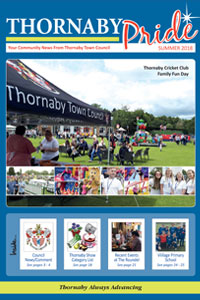 Thornaby Pride Spring 2018